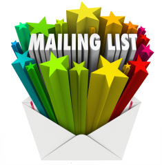 mailing-list-stars